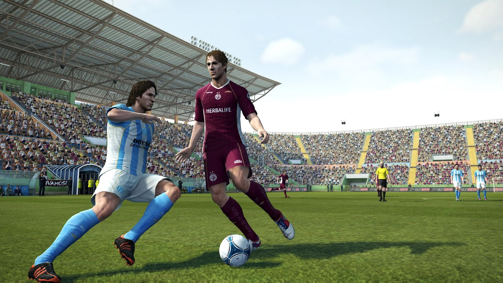 PESEdit   2013 Patch 2 1     Liga Argentina     Released