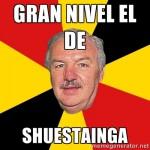 """Niembro: """"Gran nivel el de Shuestainga"""""""